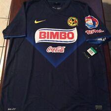 Nike Club America Jersey Chivas Tigres Xolos Mexico Rusia Cruz Azul Puma Unam