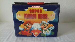 NINTENDO SUPER MARIO BROS KOFFER | BOX | SNES | NES | 100% Nintendo |