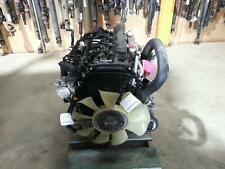 MAZDA BT50 ENGINE DIESEL, 2.5, WLAT, TURBO INTERCOOLED, UN, ELECTRONIC INJECTION