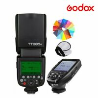 Godox TT685N 2.4G TTL Camera Flash Speedlite Xpro-N TCM Transmitter For Nikon