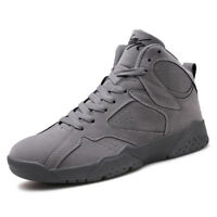 Basketball Men's Autumn Winter Athletic Sneakers Outdoor High Top Stylish Shoes