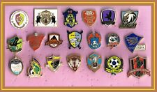 lot 20 pins badges THAILAND football club pin badges football pins THAILAND