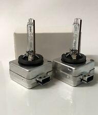2 New D1S Xenon HID Headlight Bulbs 4300K OEM 85415 66144 66140 63217217509