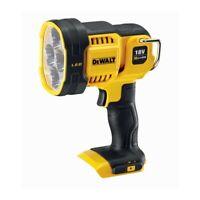 DeWalt DCL043-XJ 18v XR LED Spotlight Jobsite Torch 1000 Lumen Body Only