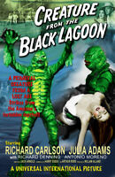 Creature From the Black Lagoon 11 x 17 High Quality Movie Poster