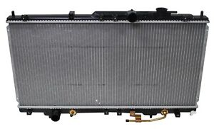 For Chrysler Sebring Dodge Stratus Mitsubishi Eclipse 3.0L V6 Radiator Denso