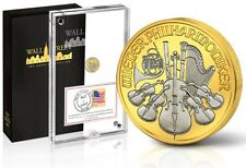 Wall Street Investment Collection Wiener Philharmoniker 2008 Gold, Platin Sale