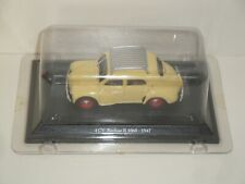 RENAULT 4CV BERLINE R1060 1947  (1/43 ELIGOR-HACHETTE)