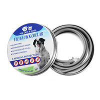 Flea and Tick Collar for Dogs Cats protection Prevention Anti insect Pet