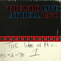 The Who - Live At Hull [CD]