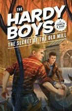 The Hardy Boys: The Secret of the Old Mill by Franklin W. Dixon HC - BRAND NEW!