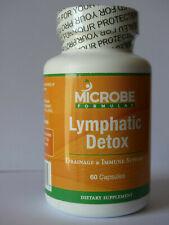 Microbe Formulas - Lymphatic Detox 60 capsules