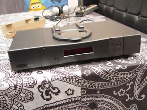 Rega Apollo CD Player / + Fernbedienung / + Anleitung / + original Karton