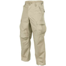 Helikon Genuine BDU Army Cargo Mens Combat Military Trousers Beige Khaki S-3XL