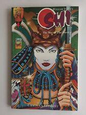 "SHI: The Way of the Warrior ""Book One"" TPB (Crusade Comics 1995) 1st Print VF/NM"