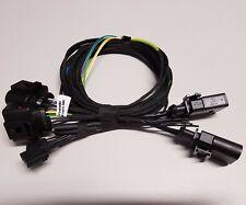 Adapter Kabel für Audi A4 B8 Avant 8K von Halogen Rückleuchten auf Facelift LED