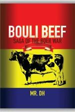 Boulli Beef by DH (2014, Hardcover)