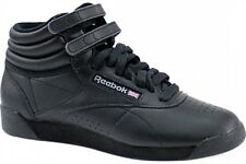 Reebok Freestyle Hi Sneakers da Donna Nero 35.5 (l0y)