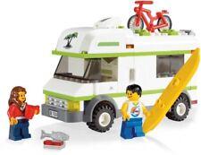 Lego City Set 7639 Camper Van 2009 Retired Complete