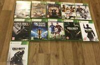 Bundle 17 Original Xbox 360 Games, UNTESTED - including, HALO 4  FREEPOST spares