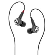 Sennheiser IE 80 S Audiophile Ear-Canal Earphones In-Ear Customizable