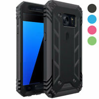 Samsung Galaxy S7 S7 Edge Case,Poetic® Armor Heavy Duty Cover Shockproof Cover
