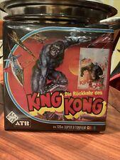 King Kong Vs Godzilla Color Film With Sound Super Rare German Tonefilms