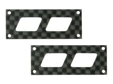 CLOSEOUT Microheli Carbon Fiber Main Frame (for MH Frame BLADE 200SRX series) MH
