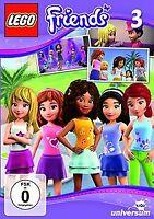 Lego Friends 3   DVD   Zustand gut