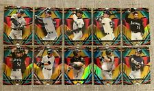 2020 Topps Finest ICHIRO Finest Careers GOLD /50 Complete 10 Card Set