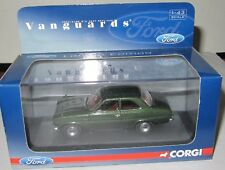 VANGUARDS - FORD ESCORT MK I - EVERGREEN METALLIC