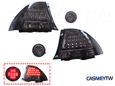 LEXUS IS300 1998-2005 LED Somked Tail Lights+Rear Trunk Led Lights ALTEZZA