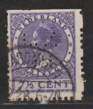 Roltanding 42 used PERFIN LZM NVPH Nederland Netherlands Pays Bas syncopated