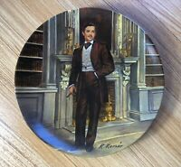 Gone With The Wind Collector Plate 1981 Knowles RHETT