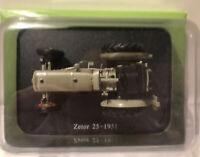 U/H HACHETTE DIECAST 1/43 1951 Zetor 25 Tractor