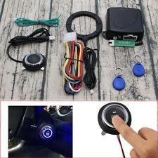RFID Car Alarm System Push Button Start Stop Engine Keyless Go system