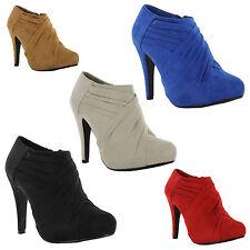 High Heel (3-4.5 in.) Stiletto Slip On Shoes for Women