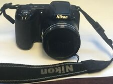 Nikon COOLPIX L340 20.2 MP Digital Camera - NOT WORKING & FOR PARTS ONLY L@@K!!!