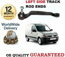FOR RENAULT KANGOO VAN 1.5 DCi  1.6 2008-> LEFT SIDE OUTER TRACK TIE ROD END