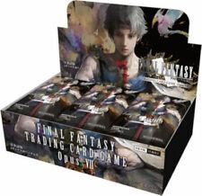 Final Fantasy #7 TCG Opus VII Booster Box FFTCG SEALED!!