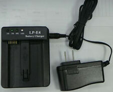 LP-E4 LP-E4N LPE4 LPE4N Battery Charger LC-E4 fit CANON EOS-1DX EOS-1Ds Mark III