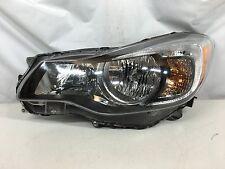 2012 - 2014 Subaru Impreza Headlight OEM LH (Driver)
