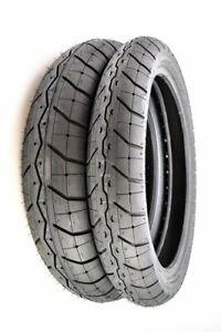 Shinko 230 Tour Master Front & Rear Tire Set 100/90V-19 & 130/90V-18