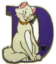 Rare Disney Pin 82326 Duchess Aristocats Cat D Artist Proof LE Only 25 made AP