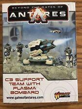 Vor den Toren von Antares: Concord C3 Plasma Bombard