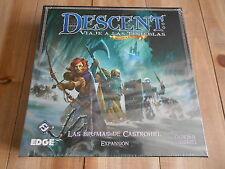 DESCENT - Las Brumas de Castrohiel - expansión - juego de mesa - EDGE