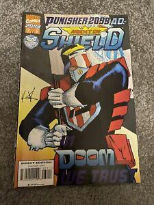 Punisher 2099 Vol 1 #31 Aug '95 Marvel Comic
