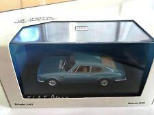 Fiat Dino Coupé 1968 - Bleu métal - NOREV 1/43 VOITURE 770102