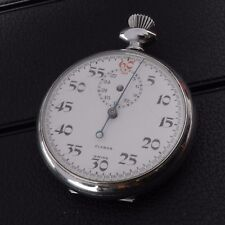 Not Running For Parts Repairs Spares Vintage Clebar Swiss Cal 17 Stopwatch