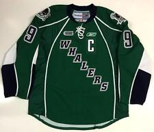 TYLER SEGUIN PLYMOUTH WHALERS EDGE AUTHENTIC RBK JERSEY SIZE 50 DALLAS STARS
